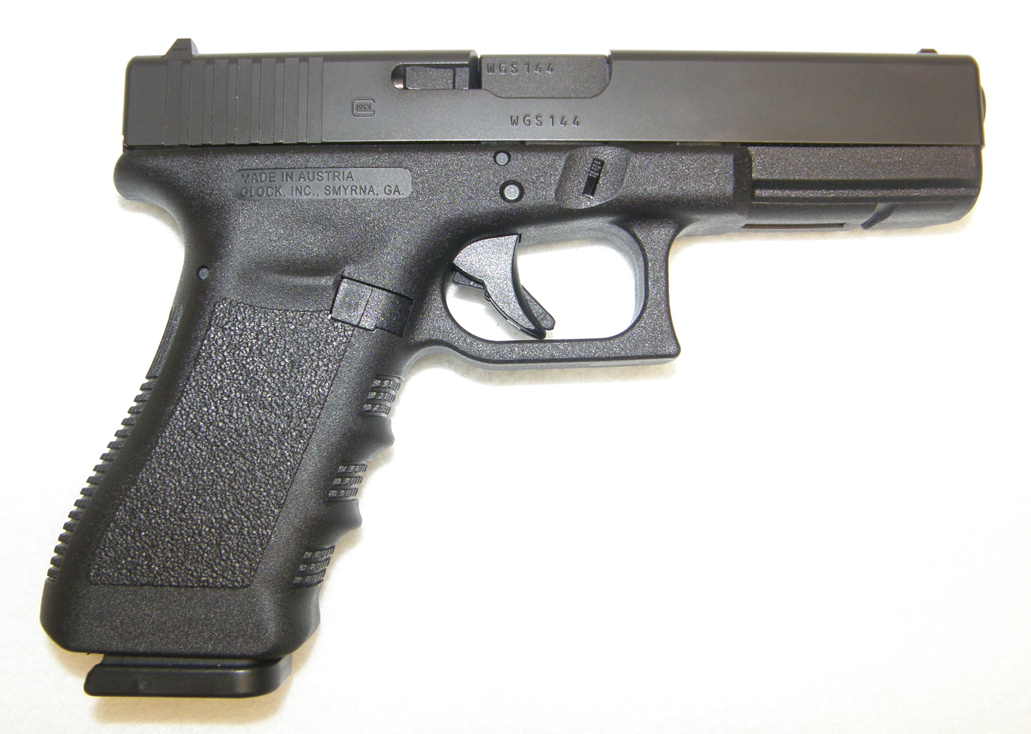 Glock 17 Gen 3 9mm Full Size Pistol (New) | Rare ...
