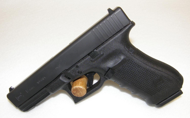 Glock 17 Gen 4 9mm Pistol New Rare Collectible Guns