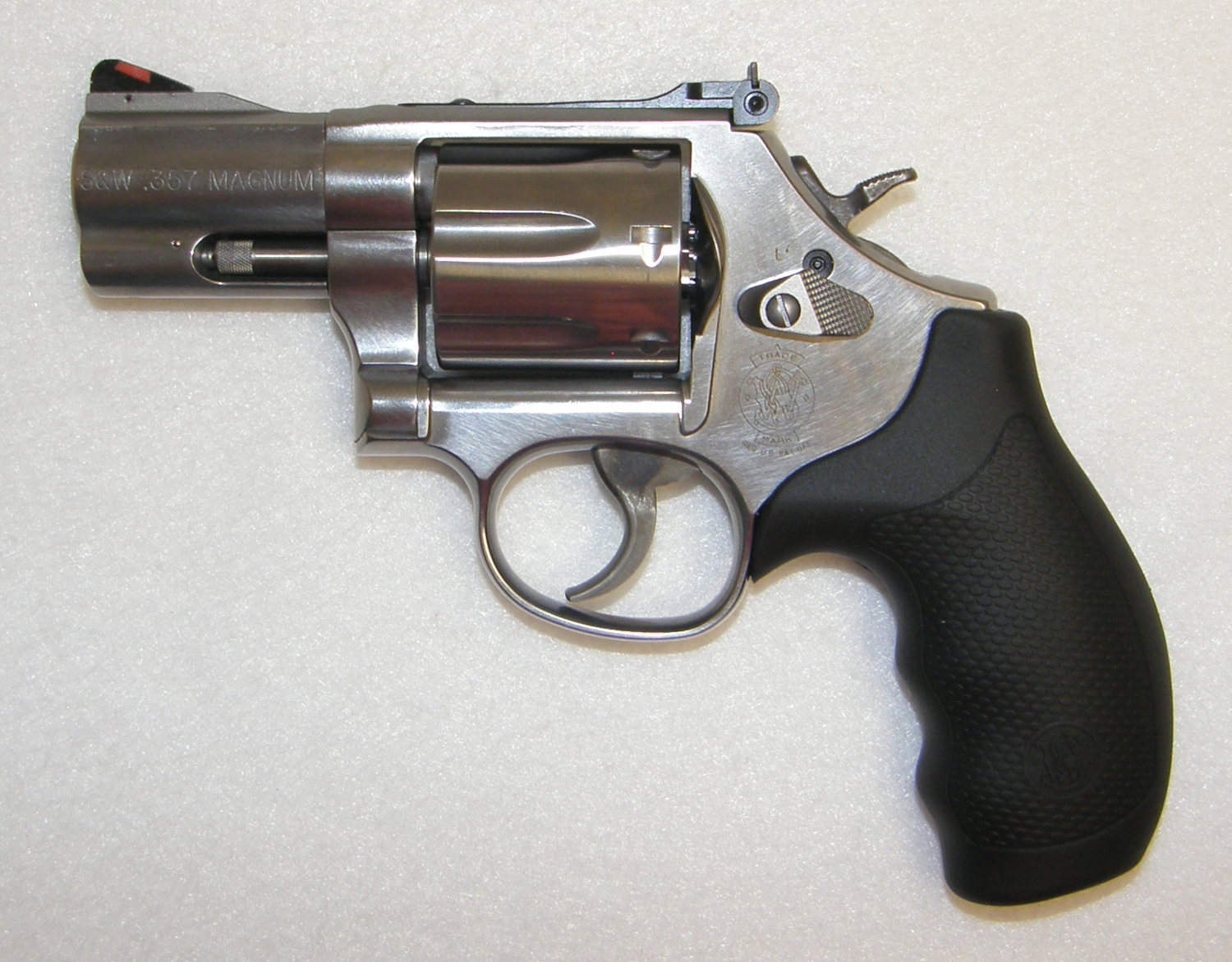 SOLD Smith And Wesson 686 Plus 357 Magnum 25 Inch Barrel