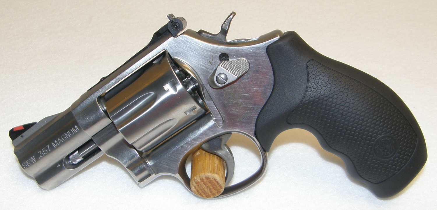 SOLD - Smith and Wesson 686 Plus,  357 Magnum 2 5 Inch Barrel Revolver (New)
