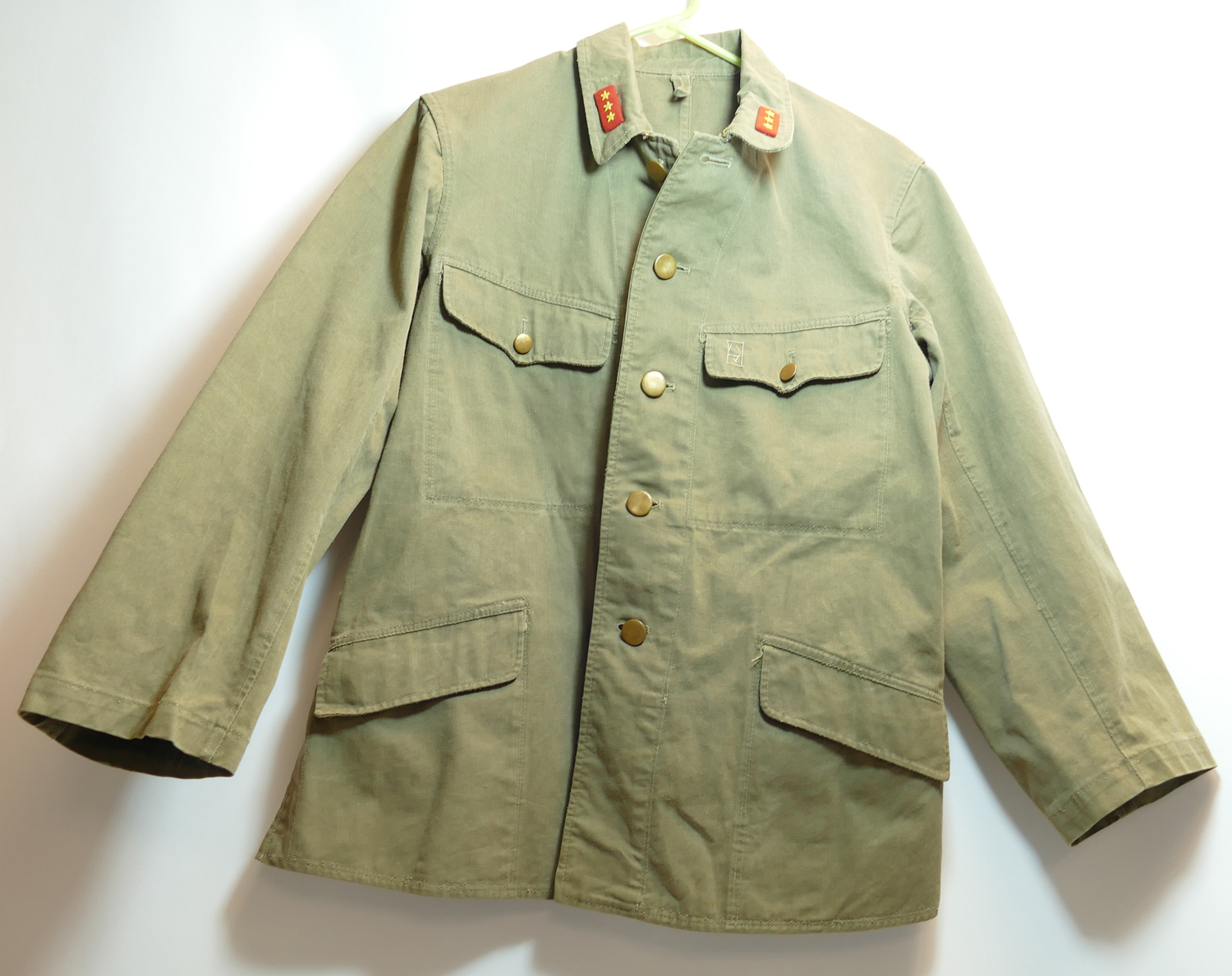 japanese_WW2_private_uniform_jacket_and_pants
