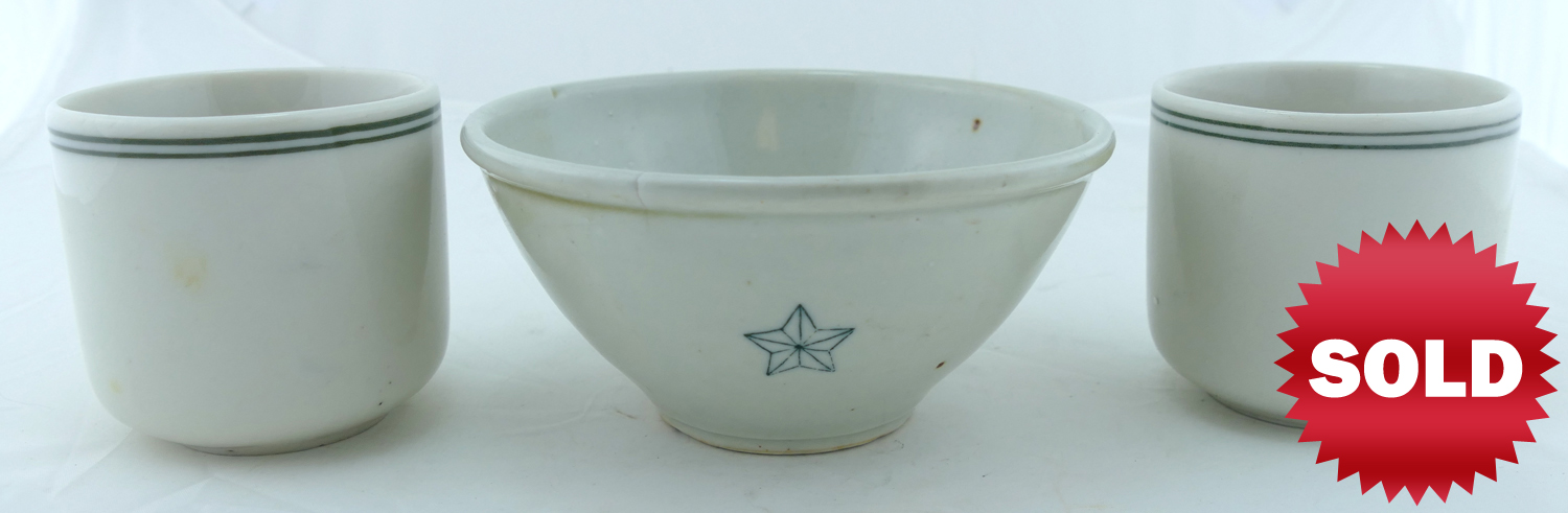 japanese_ww2_rice_bowl_and_teacups