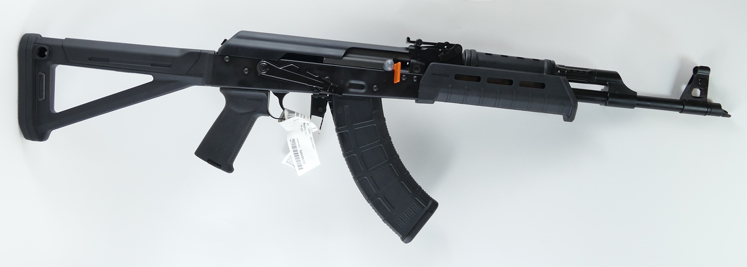 Century Arms Ras 47 Ak 47 Variant 7 62x39mm Rifle With Moe Magpul