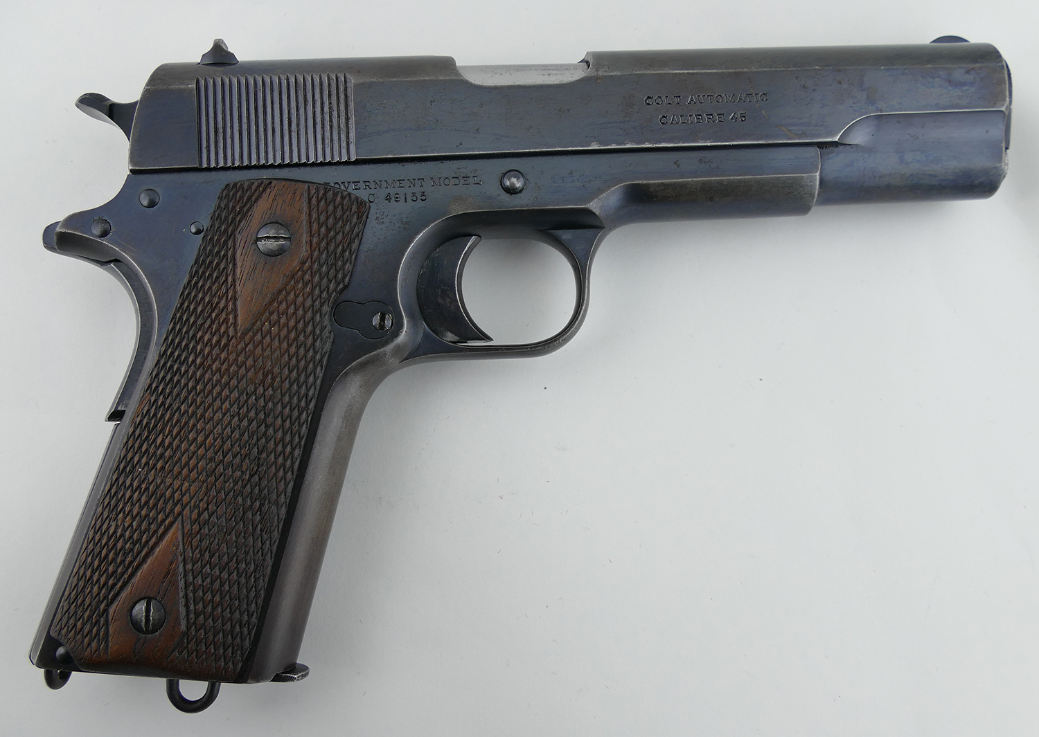 from Grant dating colt pistols