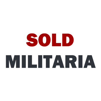 Sold Militaria