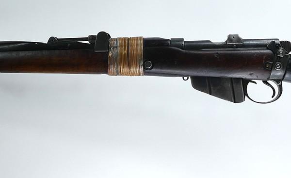 Dings And Dents >> British Lee Enfield Ishapore No1 MK3* Grenade Launching ...
