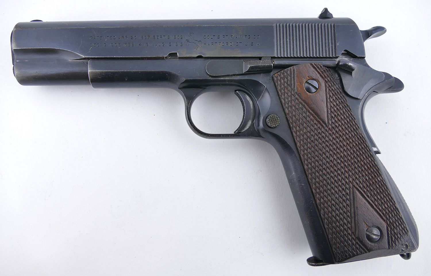 colt 1911 transitional 1911a1 pistol 1924 mfg date all correct