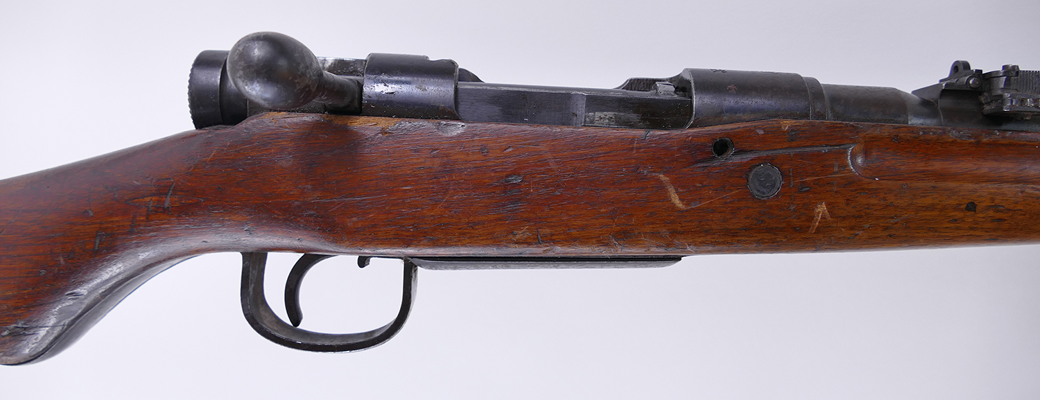 Summary -> Type 99 Arisaka With Chrysanthemum Value The Firearms