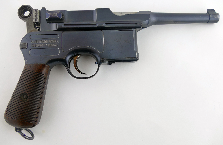 mauser-broomhandle-c96-6-shot-pistol