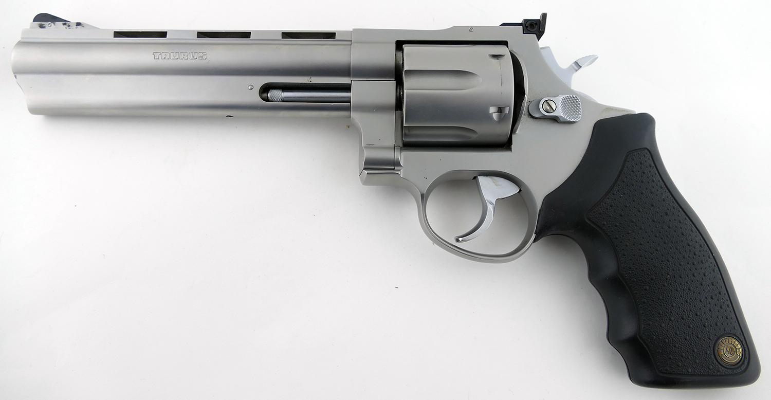 Taurus M44 44 Magnum Stainless Ported Revolver (Used) | Rare Collectible Guns, Antiques ...