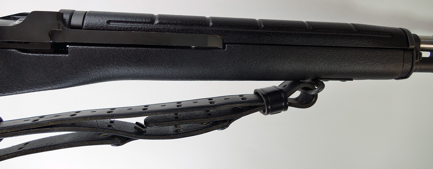 Springfield M1a 308 Win Rifle Loaded Model Synthetic