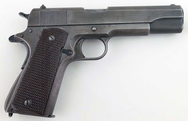 Pistoale și revolvere cu glonț - Arrow