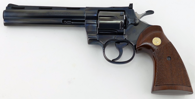 Gorgeous Colt Python, 6