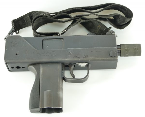 Cobray Rpb M10 Mac 10 45 Acp Open Bolt Pistol Used
