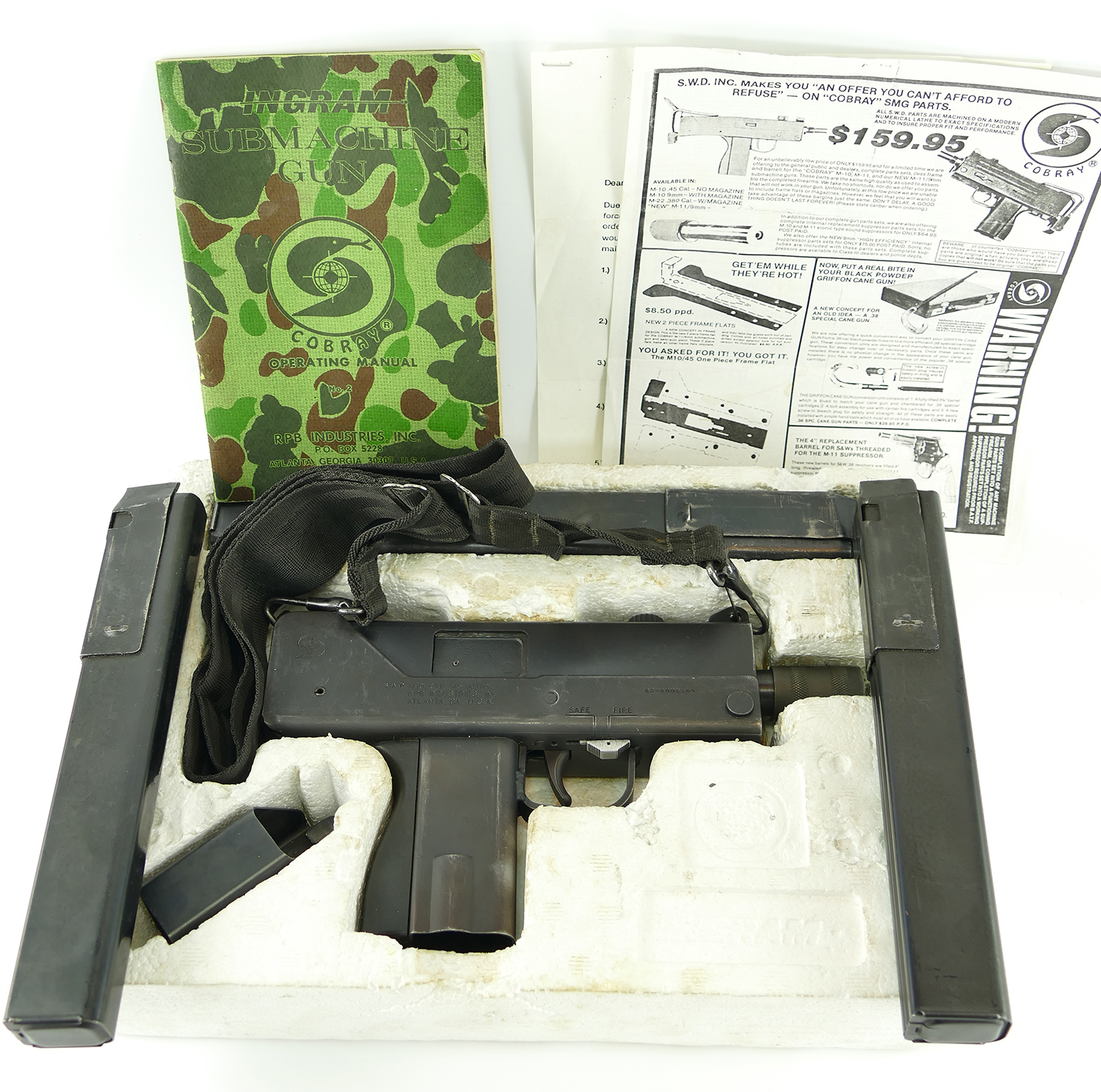 mac 10 pistols guns for sale